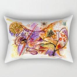 First of Fall Rectangular Pillow