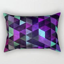 dyrk tyme Rectangular Pillow
