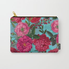 Vintage & Shabby Chic - Summer Tropical Garden I Carry-All Pouch