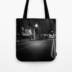 Tokyo Nights Tote Bag