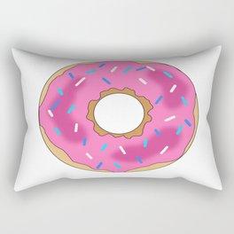 Eat More Hole Foods Rectangular Pillow