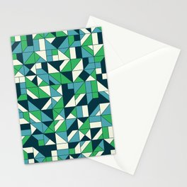 Geometric Pattern N01 Stationery Cards