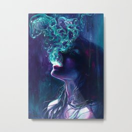 The Ghostmaker Metal Print