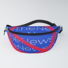 WE ARE THE NEWS Fanny Pack
