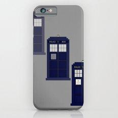 The Materializing TARDIS iPhone 6s Slim Case