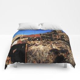 Ballarat Ghost Town Comforters