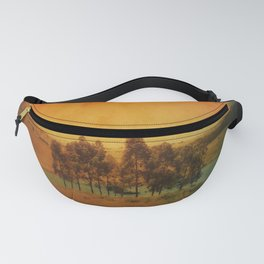 Solitude Colors Fanny Pack