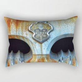 packard patina Rectangular Pillow
