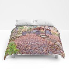A Quiet Place Comforters