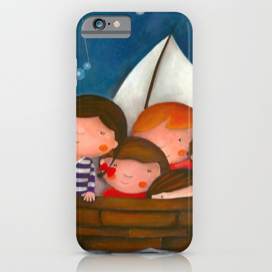 At the sea iPhone & iPod Case