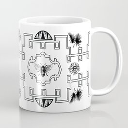 Bee Menagerie Coffee Mug