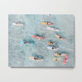 float ii Metal Print