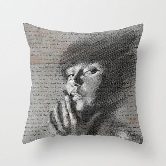 Annie Throw Pillow