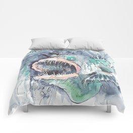 Angler Fish Comforters