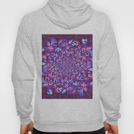 Abstract colorful background Hoody
