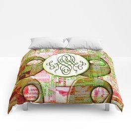 Alice (#TheAccessoriesSeries) Comforters