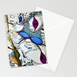 Inspired by Music 1969 Stationery Cards