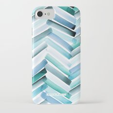 Cycladic Chevron iPhone 7 Slim Case