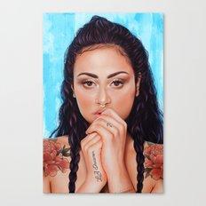 LA Dreamer Canvas Print
