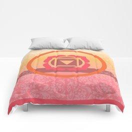 Muladhara  - the root Comforters