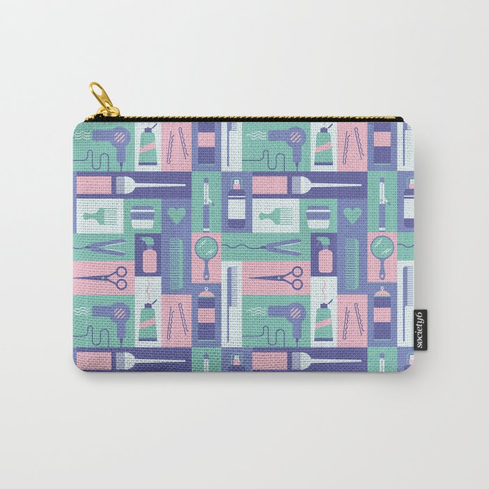 Beauty School Carry-All Pouch