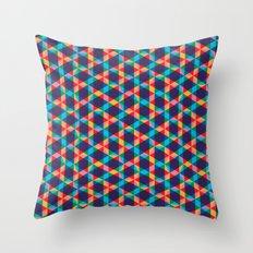 BP 78 Star Hexagon Throw Pillow