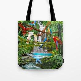 Enchanted Jungle Tote Bag