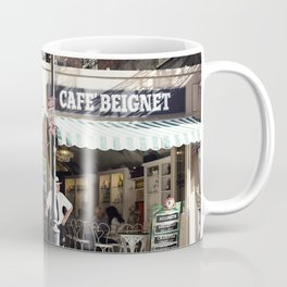 New Orleans Cafe Beignet Coffee Mug