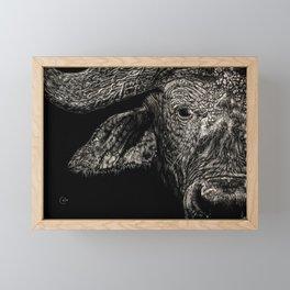 Widowmaker of the Savanna Framed Mini Art Print