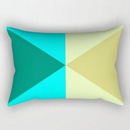 Debating The Point Rectangular Pillow