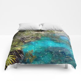 The Blue Lagoon Comforters