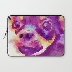 Lizzy (Chihuahua) Laptop Sleeve