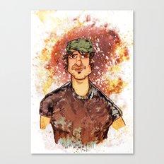 Robert Rodriguez Canvas Print