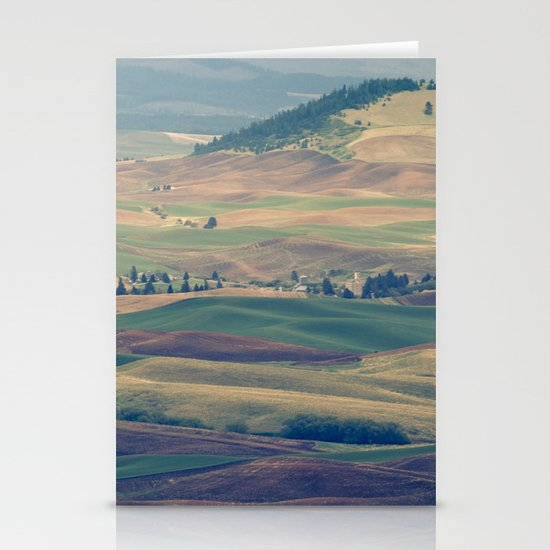 The Palouse Stationery Cards