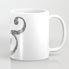 And & Ampersand Scribble* Coffee Mug
