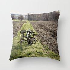 Out of Season Throw Pillow
