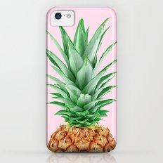 Pink Pineapple iPhone 5c Slim Case