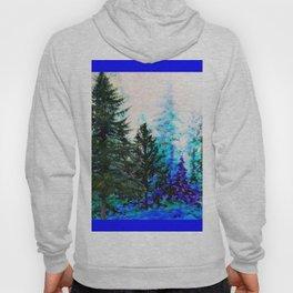 BLUE MOUNTAIN PINES LANDSCAPE Hoody