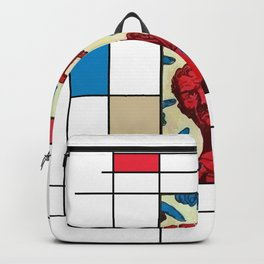 You are guilty! Backpack