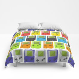 GAMEBOY COLOR 2 Comforters