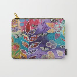 Garden Riot Carry-All Pouch