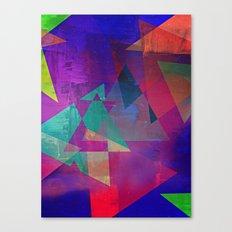 AZUL SKY Canvas Print