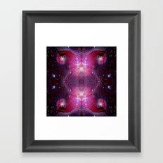 Nebula I Framed Art Print