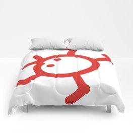 Bichos 4 Ericka Comforters