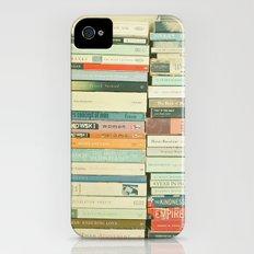 Bookworm Slim Case iPhone (4, 4s)