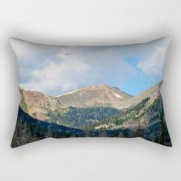 Bowen Mountain 2018 Study 4 Rectangular Pillow