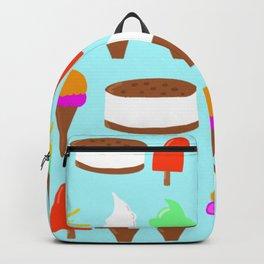 Summer pattern Backpack