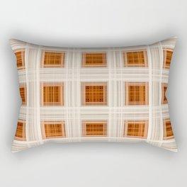 Ambient 11 Squares Rectangular Pillow