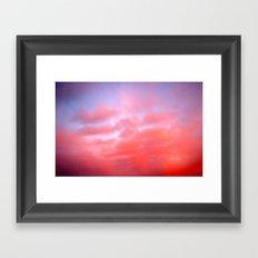 Sunset 4826 Framed Art Print