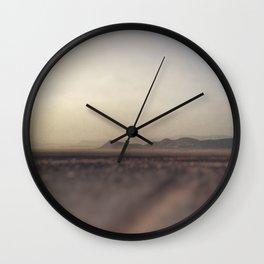 A sleepless night Wall Clock
